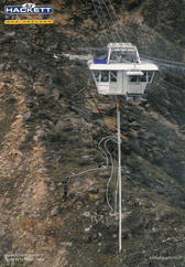The Nevis Bungy - Der lange Weg nach unten