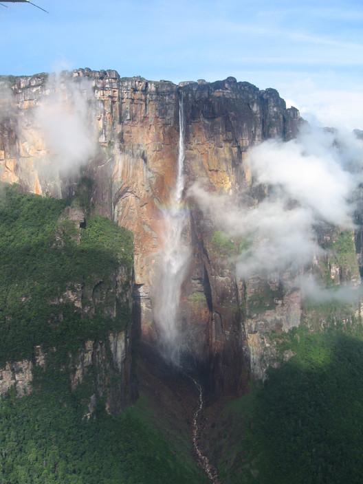 Ganz schön groß - die Angel Falls