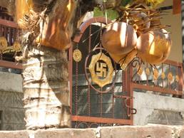 Swastika - ein Glückssymbol im Hinduismus