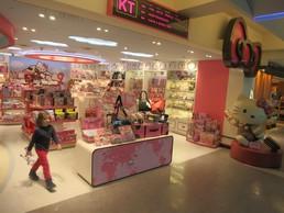 Sensationelles Store-Design und perfekt ausgewählte Farbgebung