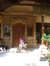In Vera's Garten