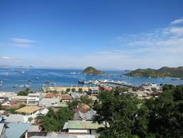Der Hafen von Labuan Bajo