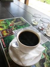 So sieht der teuerste Kaffee der Welt in einer Tasse aus