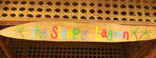 Willkommen in der Sleepy Lagoon