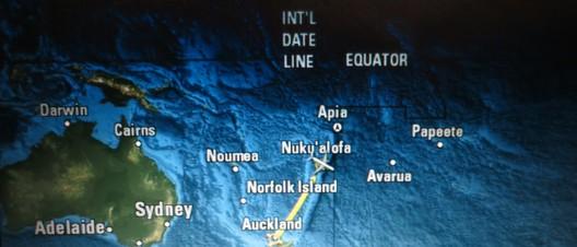 Direkt hinter der Datumsgrenze: Tonga
