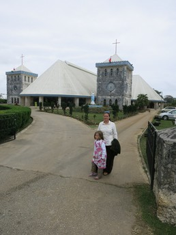 Sonntags in die Kirche - hatten wir lange nicht mehr
