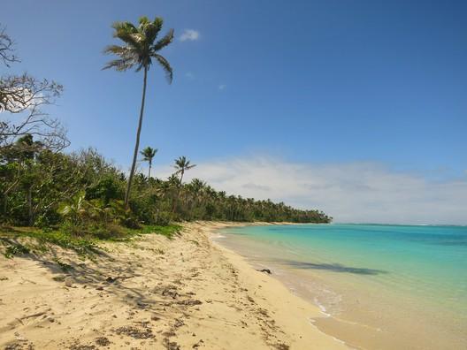 Der Strand von Uoleva