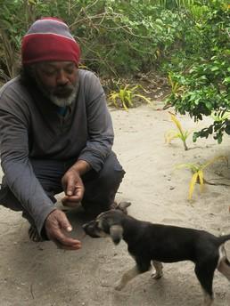 Nochmal Semi & sein Hund