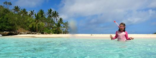 """Willkommen in der """"Blauen Lagune"""""""