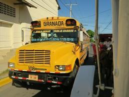 Nicaragua hat so ziemlich alle alten US-Schulbusse aufgekauft